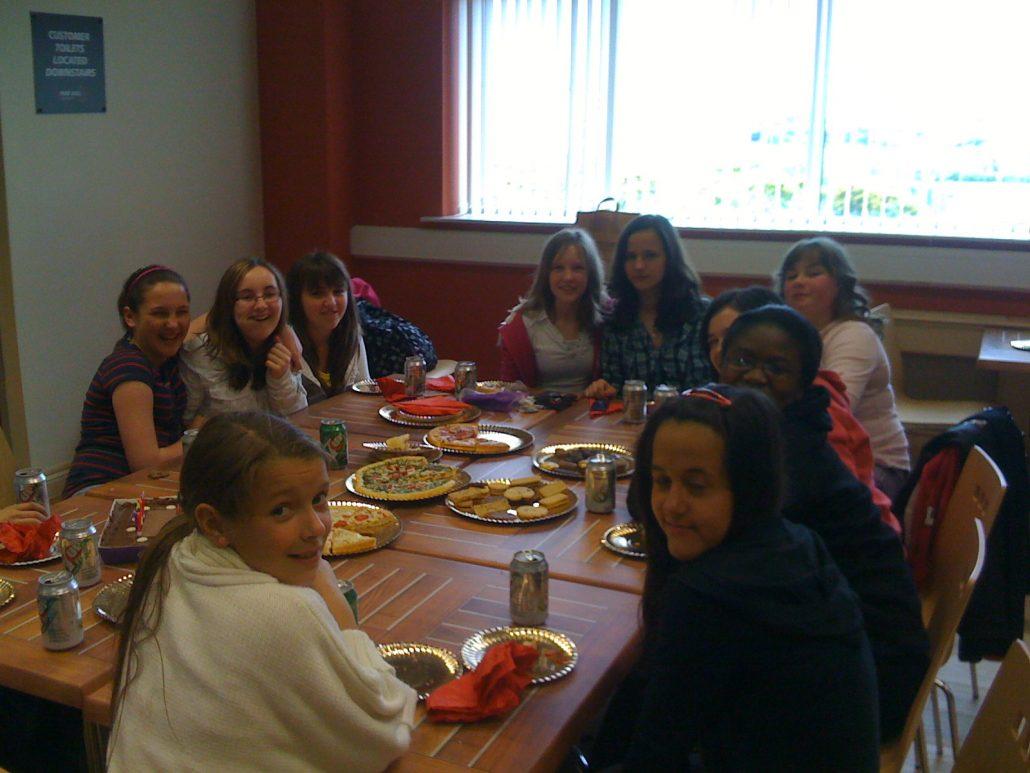 Kids Parties Pure Skill Indoor Sports Complex Galway - Children's birthday parties galway