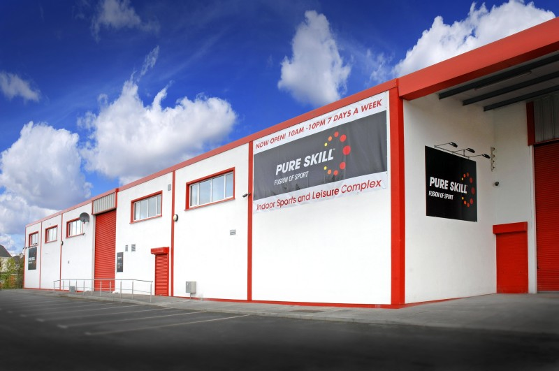 Pure Skill Indoor Sports Complex Galway – Let The Games Begin